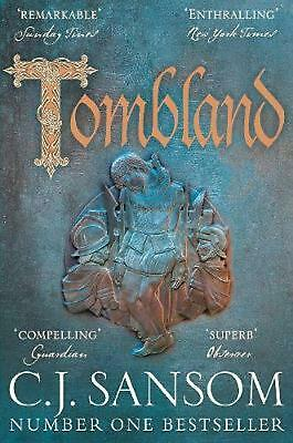 Tombland by C.J. Sansom Paperback Book Free Shipping!