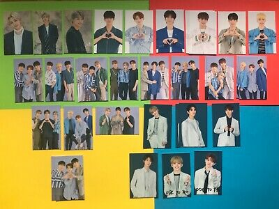 SEVENTEEN World Tour ODE TO YOU in Seoul Goods Official Trading Cards Photocards