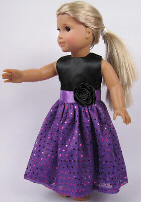 Handmade Doll Clothes Dress Accessories Lot For Outfit 18 inch Toy Girl Fashion
