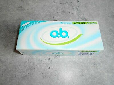 Lot De 48 Tampons O.b. - [ Super Plus ]