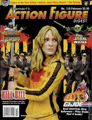 Tomart's Action Figure Digest #118 FN 2004 Stock Image