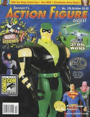 Tomart's Action Figure Digest #126 FN 2004 Stock Image