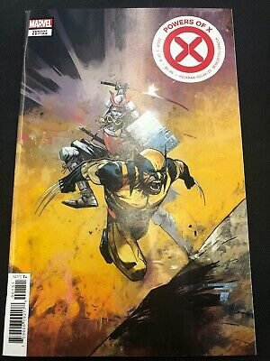 Powers Of X #1 Mike Huddleston Variant! ~Nm- 9.2~ Marvel 2019