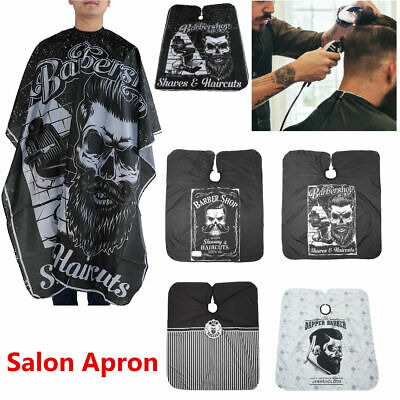 Pro Salon Cutting Barber Hair Cutting Gown Cape Hairdresser Hairdressing Apron