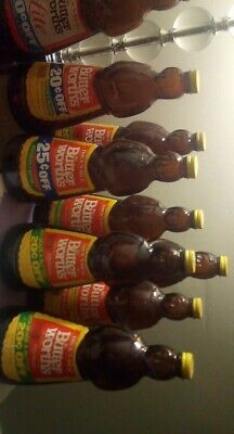Mrs. Buttersworth's Thick 'N Rich syrup glass bottles I have 8 24oz 1 36oz.