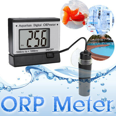 Professional 3 in 1 pH//ORP//TEMP Meter Water Detector Multi-parameter H9T5