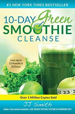10 Day Green Smoothie Cleanse by JJ Smith(Digital edition)