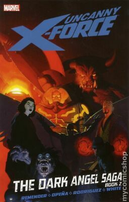 Uncanny X-Force TPB By Rick Remender #4-1ST FN 2012 Stock Image