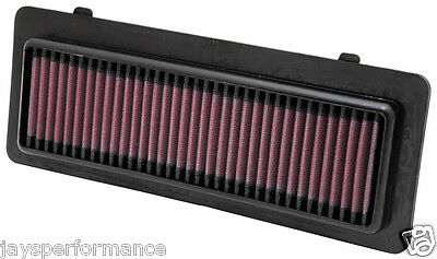 Kn Air Filter (33-2977) Replacement High Flow Filtration