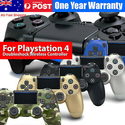 FOR Sony PS4 Gamepad Playstation 4 Controller DualShock Wireless Bluetooth AU