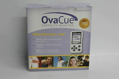FAIRHAVEN Health OvaCue Fertility Monitor Vaginal Sensor Set Ovulation Kit