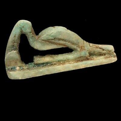 Egyptian Bird Statue, Late Period 664 - 332 Bc (2)