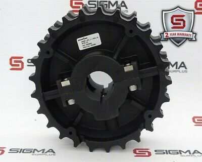 Rexnord NS820-25T_1-1/4IN_1KW1SS_PA Double Row Sprocket 10028642