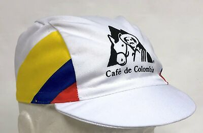Made in Italy by Apis Fassa Bortolo Vintage Team Cycling Cap