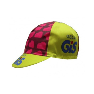 2016 Lotto Vintage Professional Team Jumbo Cycling Cap Made in Italy by Apis