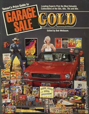 Tomart's Price Guide to Garage Sale Gold SC #1-1ST VG 1993 Stock Image Low Grade