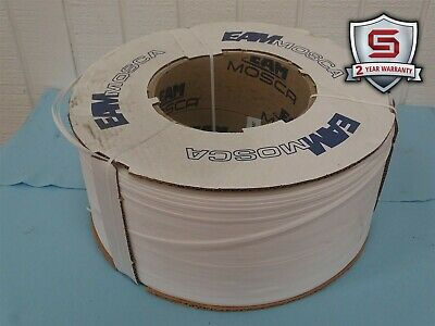 Mosca 7A18147 White Machine Strapping