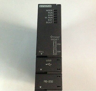 Used Mitsubishi Q172CPUN Motion Controller Tested