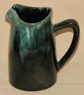 Vintage Blue Mountain Canada Pottery Unique shaped Creamer Pitcher Jug