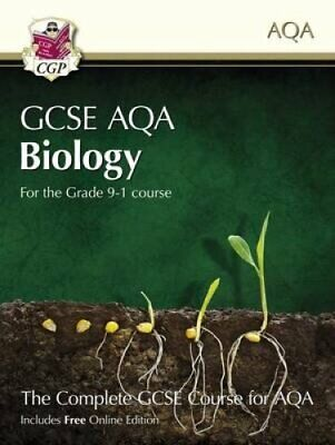 Grade 9-1 GCSE Biology for AQA: Student Book with Online Edition 9781782945956