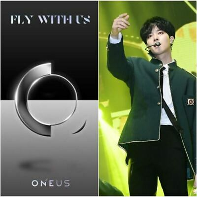 ONEUS: FLY WITH US* CD+Mini Album Full Package+Poster (RBW) 3rd Mini Album K-POP