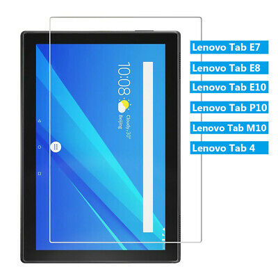 """Anti-Scratch Tempered Glass Film Tablet Screen Protector For Lenovo Tab 4 10.1"""""""