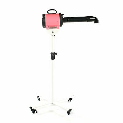 Pedigroom Pet Fur Dryer Blaster With Stand Dog Grooming Pink Portable Mobile
