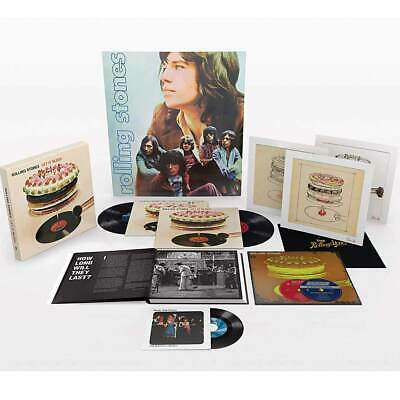 The Rolling Stones - Let It Bleed 50th Anniversary (NEW BOXSET, CD, VINYL) 01/11