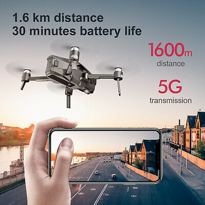 3 Year Warranty✅ GPS RC Drone with 5G WiFi 4K HD Camera FPV Quadcopter Brushless