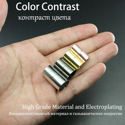 10pcs Magnetic Clasps Hooks Bracelet Necklace Connectors For DIY Jewelry Making