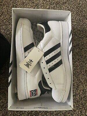 shoes for cheap new photos hot product RARE LIMITED EDITION Adidas Superstar 1's Run DMC Jam Master ...