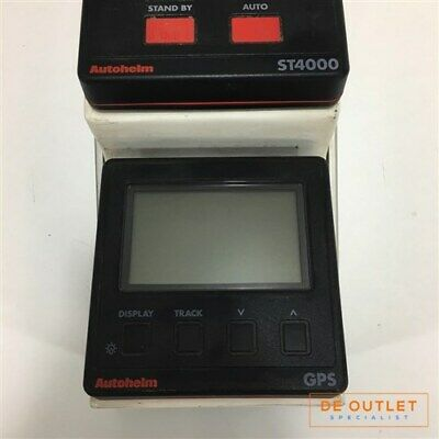 Autohelm ST50 GPS display Used