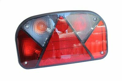 Aspock Multipoint 2 Left Rear Trailer Light used Brian James and Brenderup