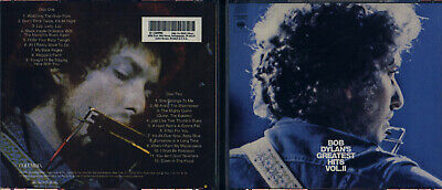 Bob Dylan - Greatest Hits, Vol. 2 (2 CD Set) Free Ship #0919WG