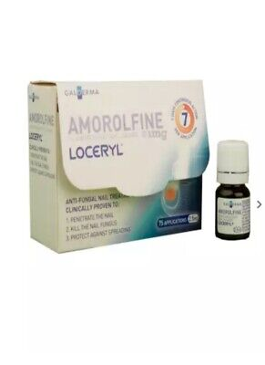 Loceryl Curanail 5% Medicated Nail Lacquer Free shipping skin infections Fungal