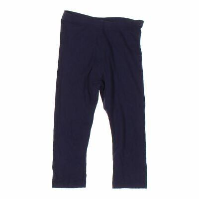 H&M Girls  Leggings size 8,  blue/navy,  cotton, elastane