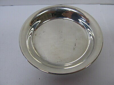 "S Kirk & Son Inc Sterling Silver Candy / Nut Dish / Pat 3 3/8"" W Xlnt Cond"