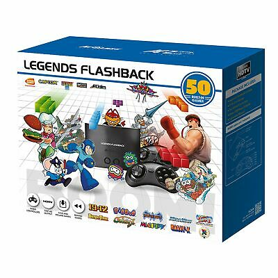 Brand NEW At Games Legends Flashback Console FB8650