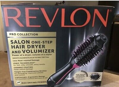 Revlon Pro Collection Salon One-Step Hair Dryer and Volumizer