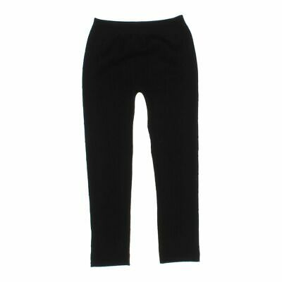 Faded Glory Baby Girls  Leggings size One Size,  black,  polyester, spandex