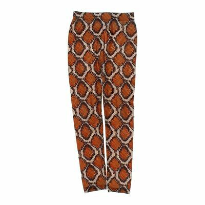 Connection Baby Girls Stylish Leggings size One Size,  brown,  nylon, spandex