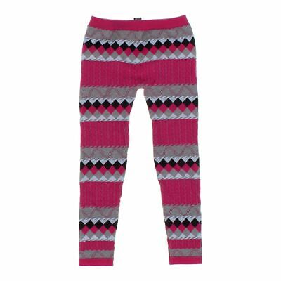 One Step Up Baby Girls  Leggings size One Size,  grey, pink,  cotton, spandex