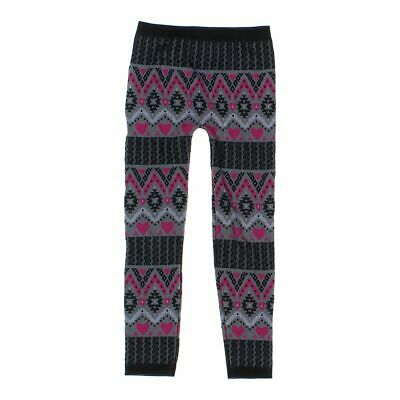 Faded Glory Baby Girls Leggings size One Size,  grey, pink,  nylon, polyester
