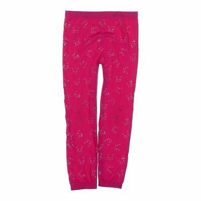 Faded Glory Baby Girls Leggings size One Size,  pink,  nylon, spandex