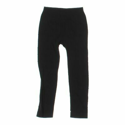Faded Glory Baby Girls  Leggings size One Size,  black,  cotton, spandex