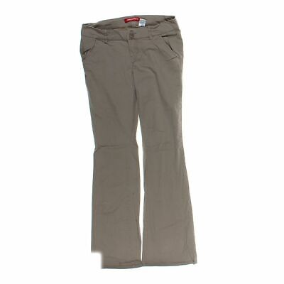 Unionbay Girls  Pants size JR 9,  beige,  cotton, spandex