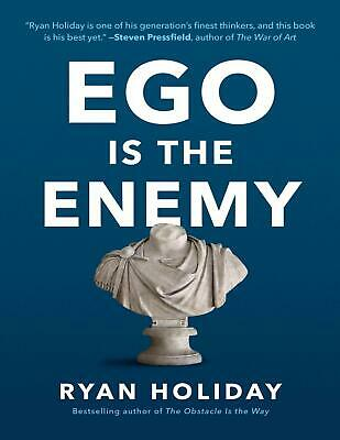 Ego Is the Enemy by Ryan Holiday (E-B0K&AUDI0B00K||E-MAILED) #15