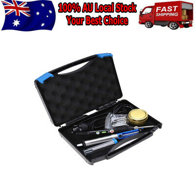 Soldering Iron Kit Electronics Welding Tool 60W Variable Temperature Portable