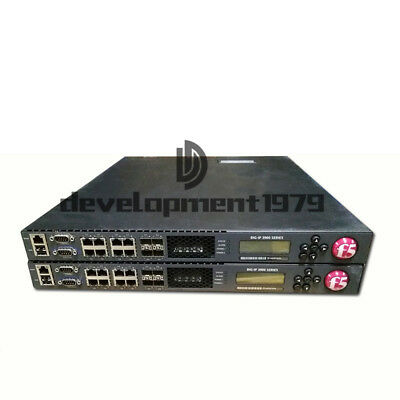 USED F5 Local Traffic Manager Big-IP 3900 Load Balancers Tested