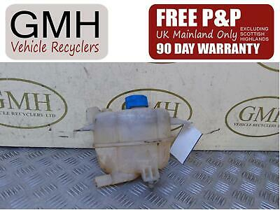 Peugeot Bipper MK1 1.3 Diesel Expansion Tank / Overflow Bottle 2007-2017 ~